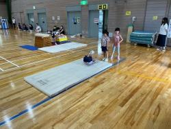 のびのび親子体操~月曜コース~